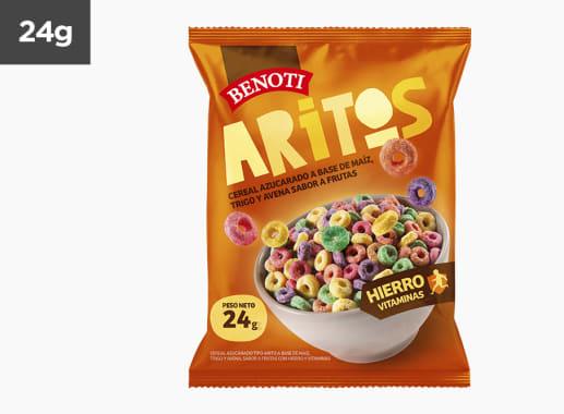 Cereales Aritos Benoti 24 GR