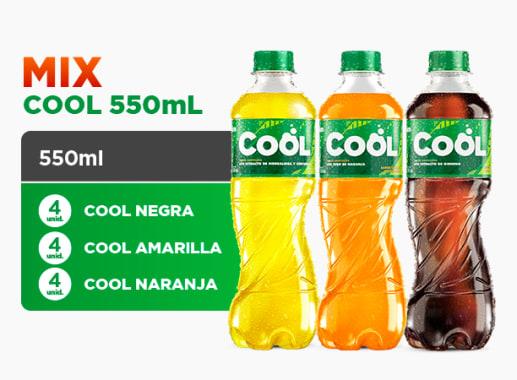 Mix Cool 550 ML