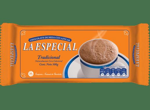 Chocolate La Especial 500gr