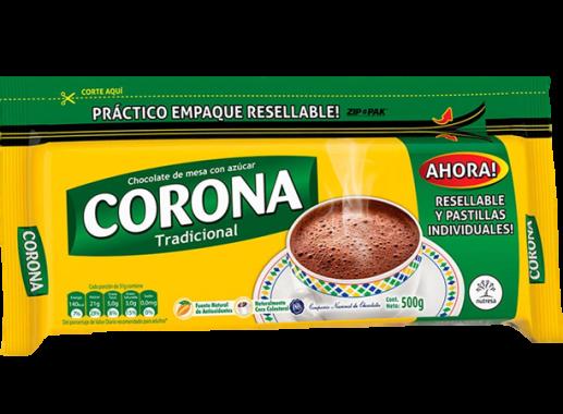 Chocolate Corona 500gr