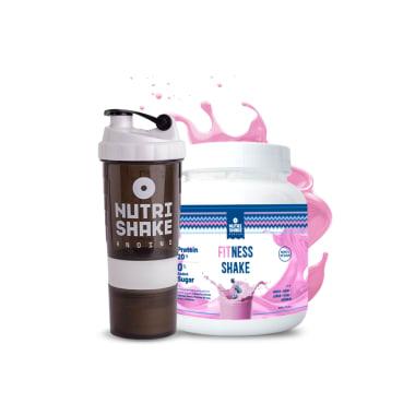 1 Fitness Shake + 1 Shaker