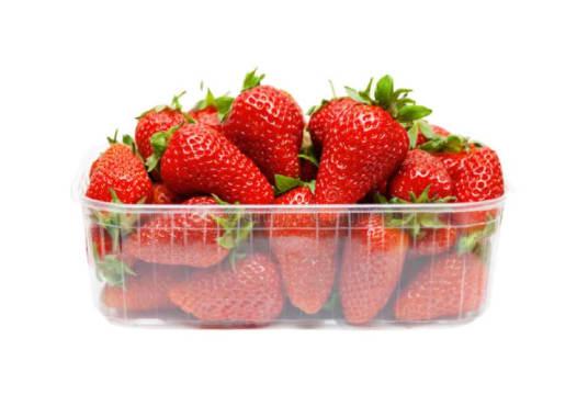 Fresas Orgánicas Dual Pack