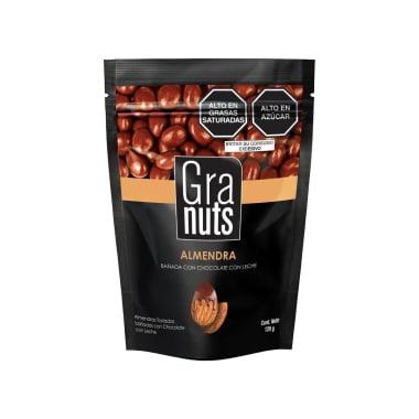 Granuts Chocolate y Almendra Doypack 120gr