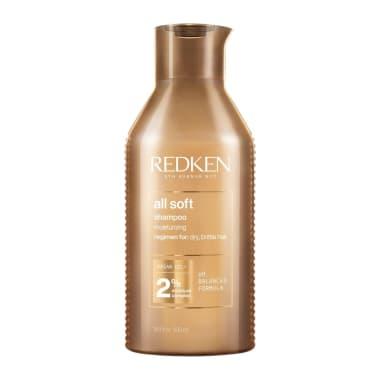 Shampoo XL All Soft Para Cabello Seco