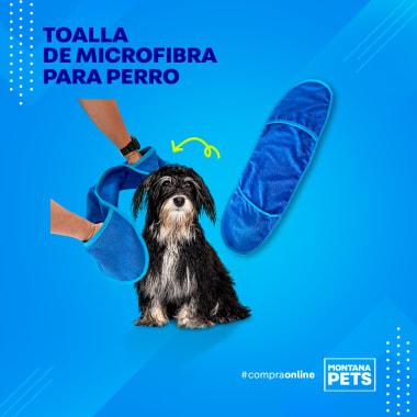Toalla de Microfibra para Mascotas