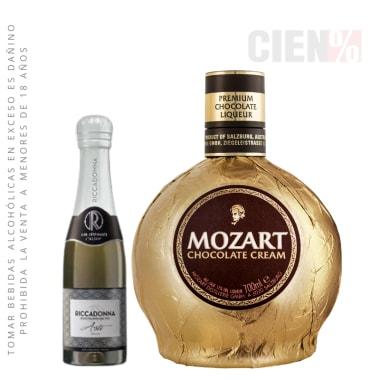 Mozart 700ml + RICCADONNA 200ml