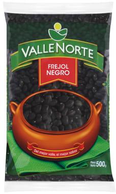 Frejol Negro Valle Norte 500 gr