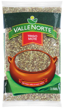 Trigo Mote Valle Norte 500 gr