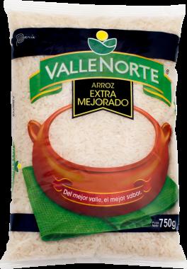 Arroz Valle Norte Extra 750 gr