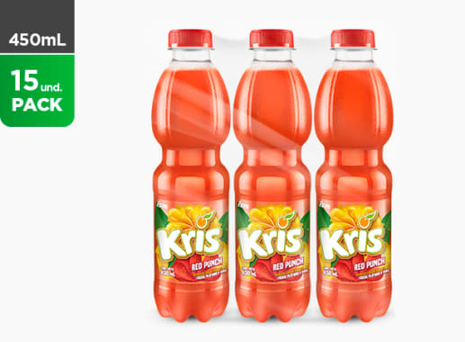 Kris Red Punch 450 ML