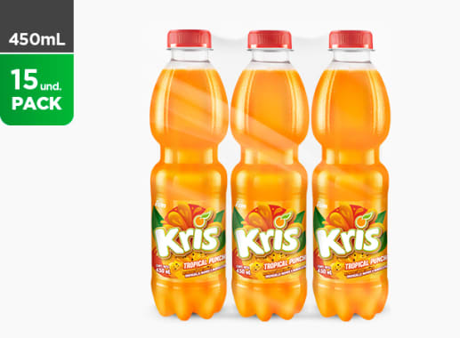Kris Fruit Punch 450 ML