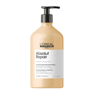 Shampoo XL Absolut Repair Para Cabello Dañado