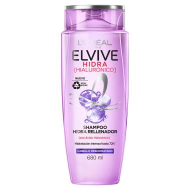 Shampoo Elvive Hidra Hialurónico Para Cabello Deshidratado 680 ML