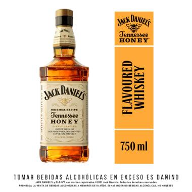 Whiskey Jack Daniels Honey 750ml