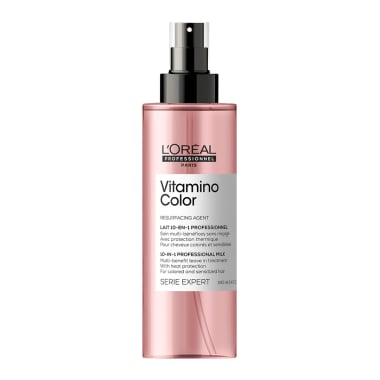 Spray 10 en 1 Vitamino Color Para Cabello Con Color