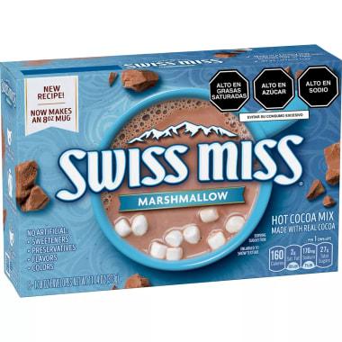 Swiss Miss Cocoa Instantánea Milk Chocolate con Marshmallow
