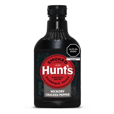 Hunt's Salsa BBQ Hickory Cracked Pepper