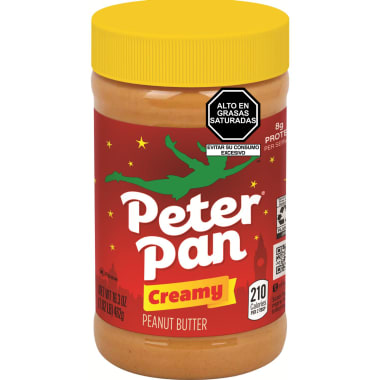Peter Pan Mantequilla de Maní Creamy