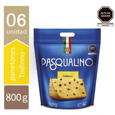 PASQUALINO 6 X 800 GR. (caja)