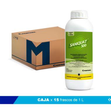 Saniquat® 500 (Uso industrial y doméstico)