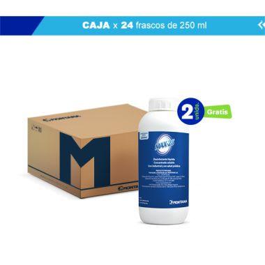 PROMOCIÓN MAX 25 - DIGESA CAJA X 24 FRASCOS X 250 ML  + BONO DE 2 MAX 25 FRASCO X 250 ML – DIGESA
