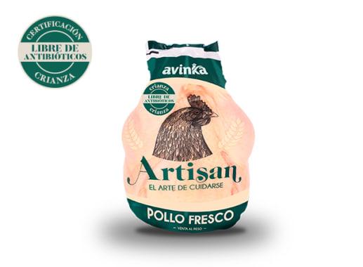 Pollo Entero S/M ARTISAN