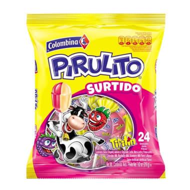 Tipitin Pirulito Surtido X 24 und 9g