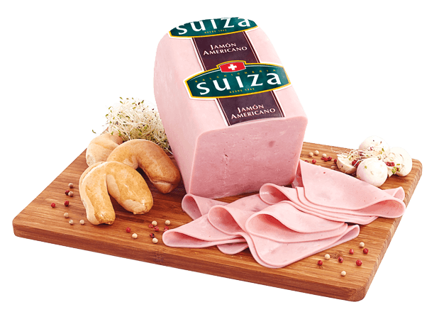 Jamón Americano Tradicional Suiza Molde 1x2.2kg (aprox.)