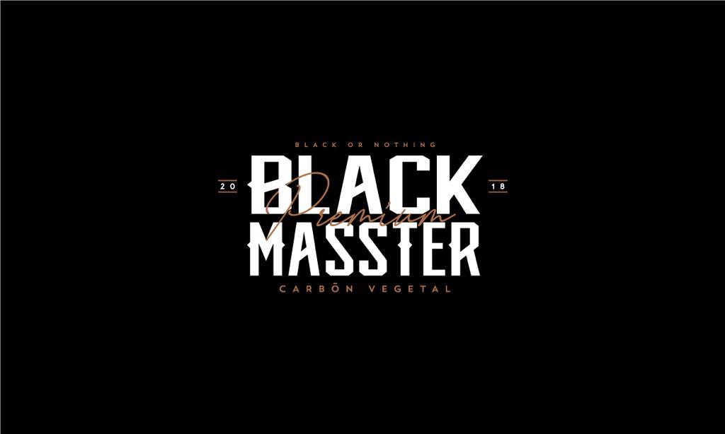 Logo de BLACK MASSTER
