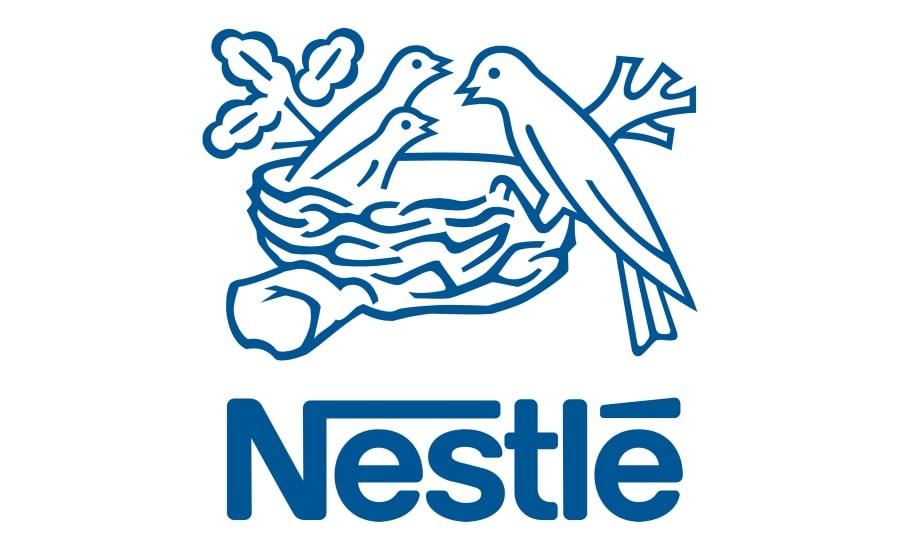 Logo de Nestlé - Saga Trans Distribuidor Autorizado de Nestlé