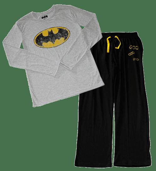 Pijama Hombre Batman