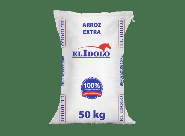 Arroz Extra Azul granel El Idolo