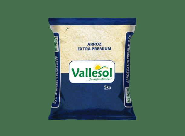 Arroz Extra Premium Vallesol 3x5kg