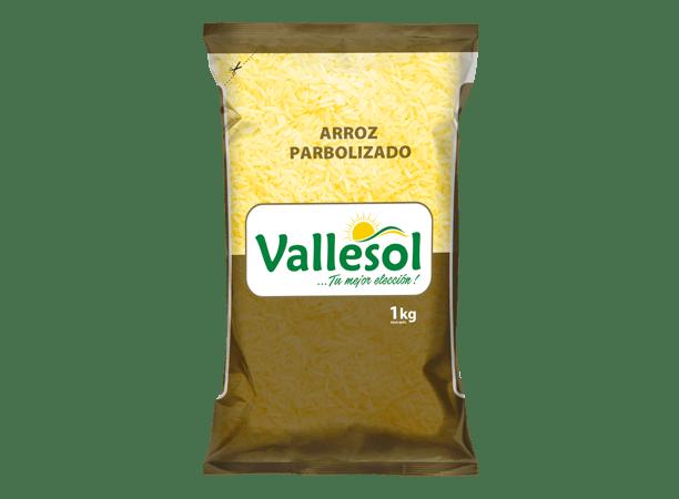 Arroz Parbolizado Vallesol