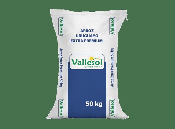 Arroz Extra Tacuari granel Vallesol