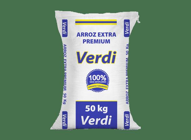 Arroz Extra Tacuari granel Verdi