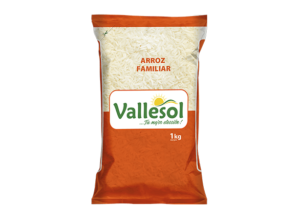 Arroz Familiar Vallesol