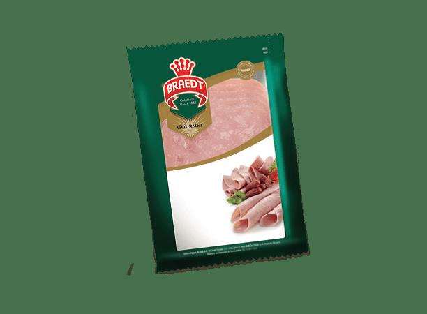 Jamón Pizzero Braedt 100g