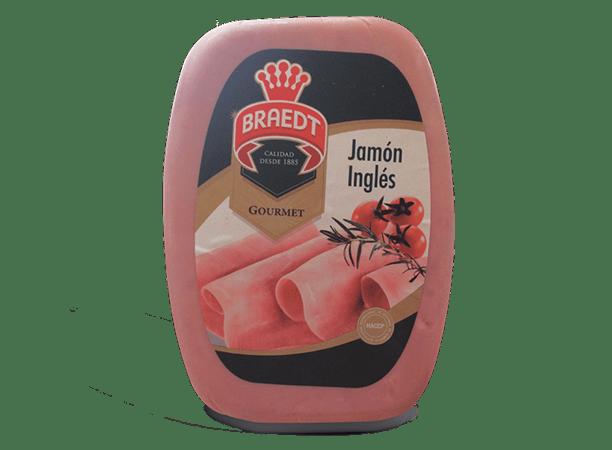 Jamón Inglés Braedt 5kg