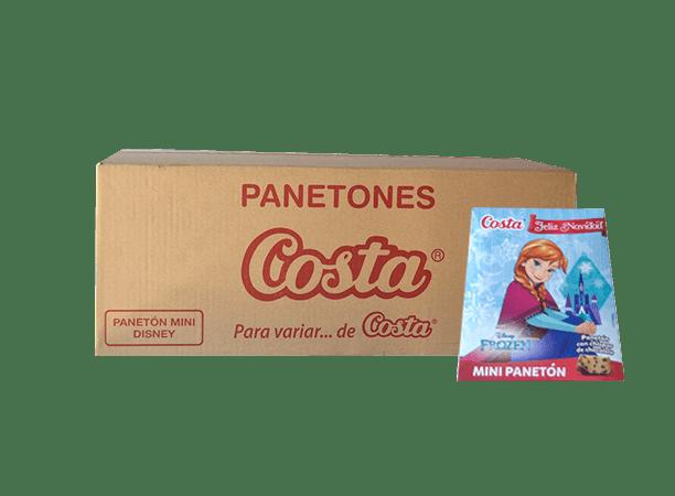 PANETON MINI 48x90G