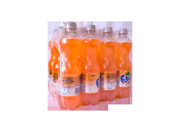 Fanta Naranja Zero 12x500ml