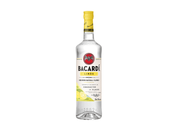 Ron Bacardí Blanco Botella de 750ml