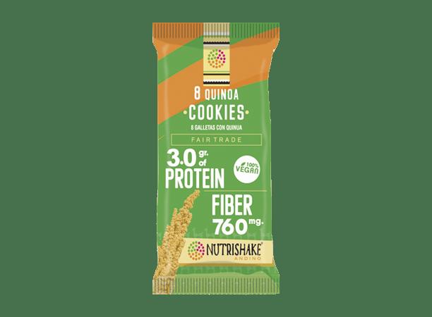 Snack Nutrishake | Galleta con quinua