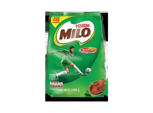 MILO FORMATO PROFESIONAL 2.5 KG