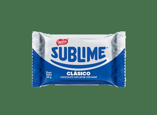 NESTLÉ Sublime Clásico