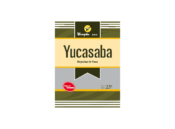 Hojuelas de yuca Yucasaba Sabores Mixtos 25g