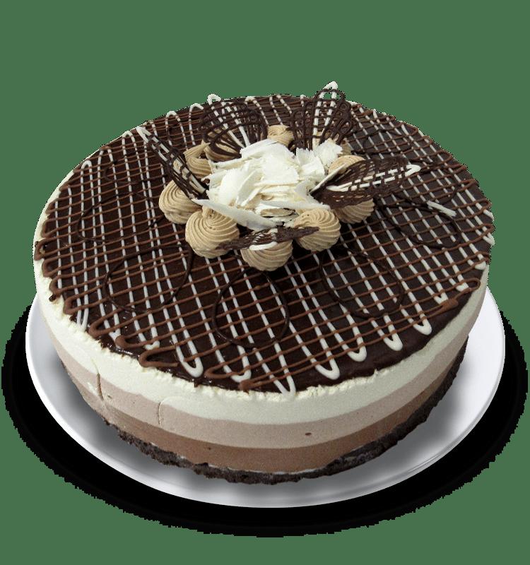 Mousse Trilogía de Chocolate