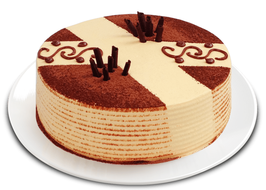 Torta Tres leches Lúcuma