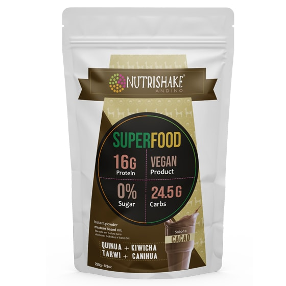 Doypack Proteína Vegana - Cacao