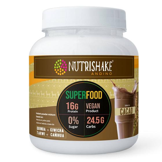 Pomo Proteína Vegana - Cacao